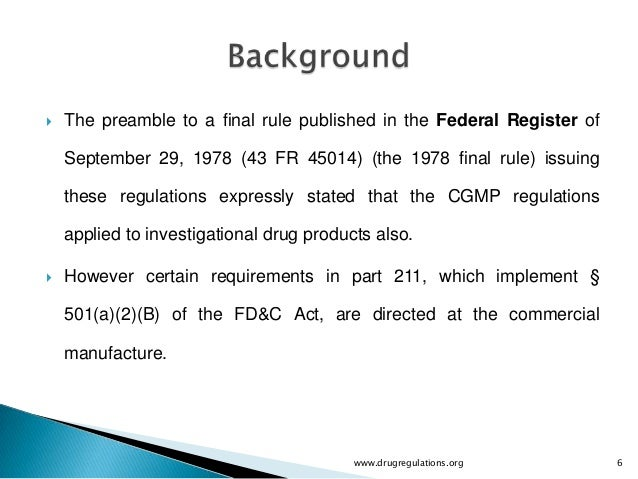    The preamble to a final rule published in the Federal Register of    September 29, 1978 (43 FR 45014) (the 1978 final ...