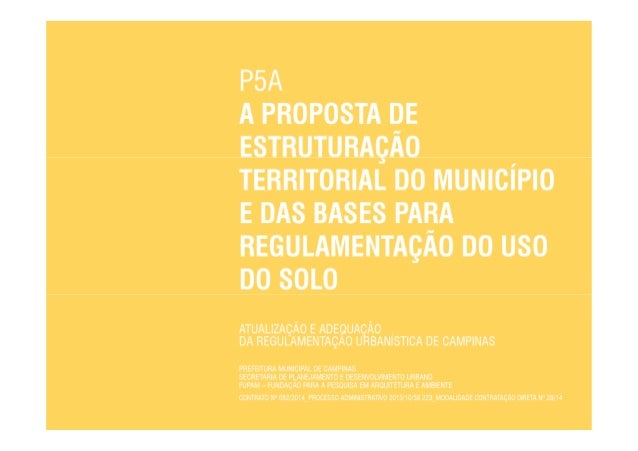 REF. CONTRATO Nº 082/2014 PROCESSO ADMINISTRATIVO 2013/10/58.223 ATUALIZAÇÃO DA LEGISLAÇÃO URBANÍSTICA DE CAMPINAS. REVISÃ...