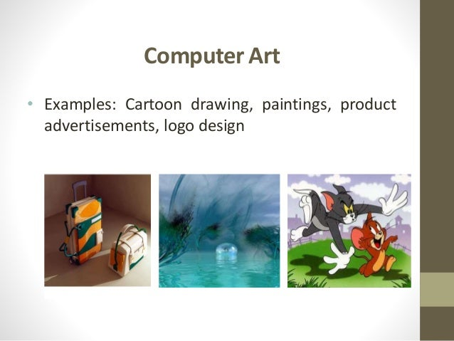 Computer graphics and art pdfs