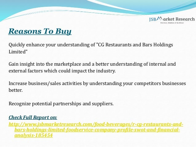casual dining restaurant industry external analysis Full-service restaurants also compete with fast-food and other limited-service restaurants, fine-dining establishments, and specialty eateries emerging competitors such as providers of subscription meal kits could further disrupt the industry in the future.