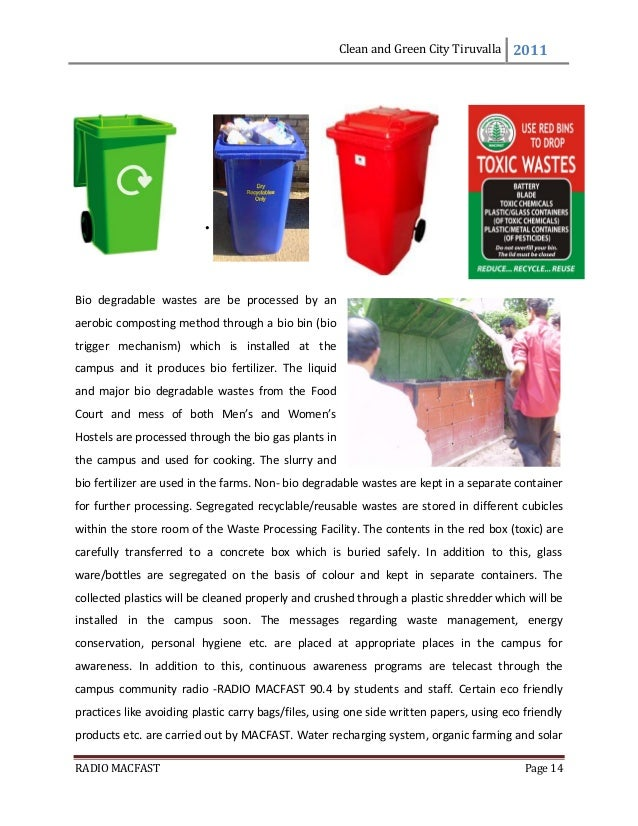 Keep Our City Clean Green Essay Reviews - image 9