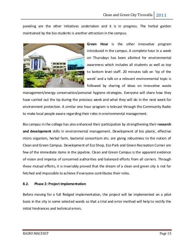 short essay on fresh air