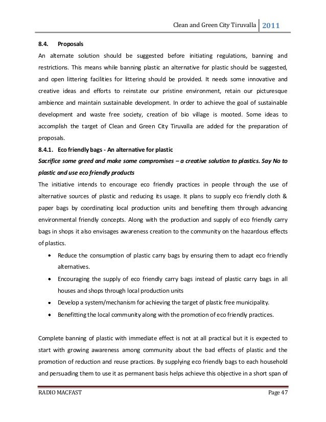 Keep Our City Clean Green Essay Reviews - image 3