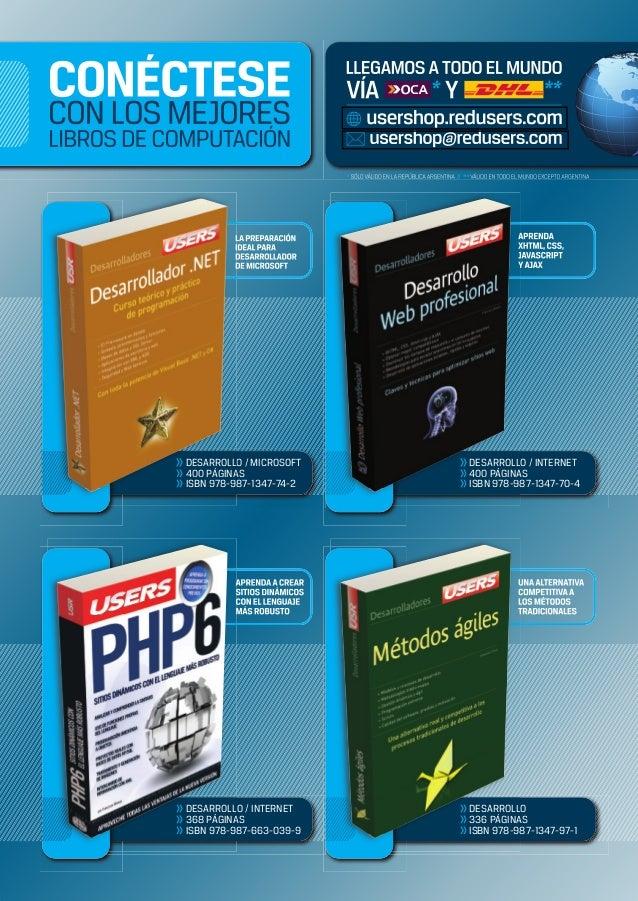 >> DESARROLL  DESARROLLO / MICROSOFT  >> 400 PÁGINA  PÁGINAS  >> ISBN 978-98  987-1347-74-2  >> DESARROLLO DESARROLL  / IN...