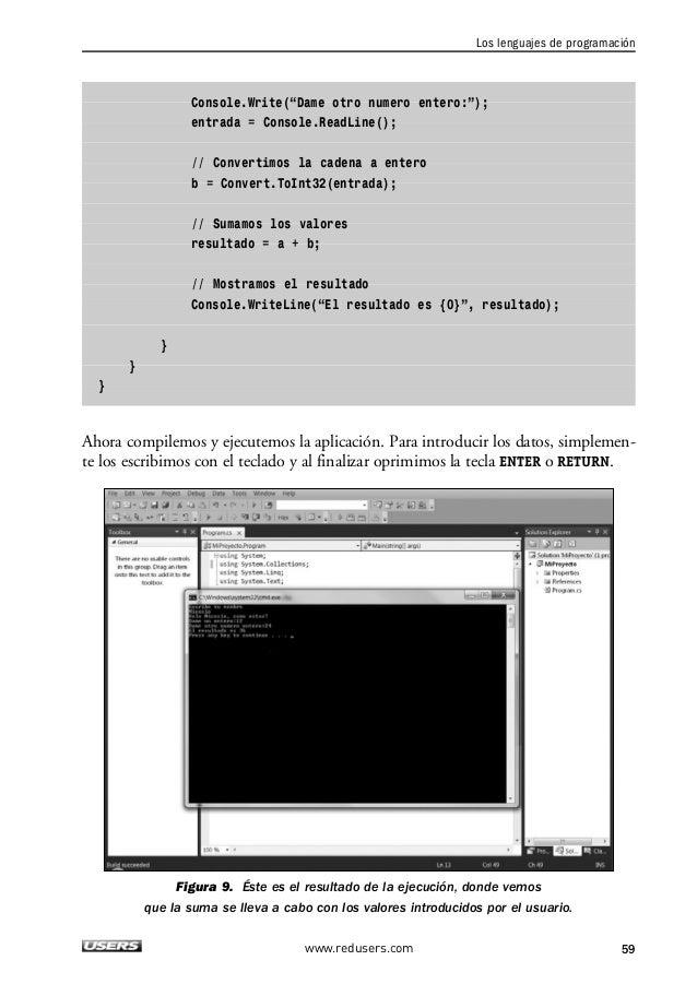 2. LOS ELEMENTOS BÁSICOS DE UN PROGRAMA  Cómo resolver problemas en la computadora  Ya que conocemos algunos elementos del...