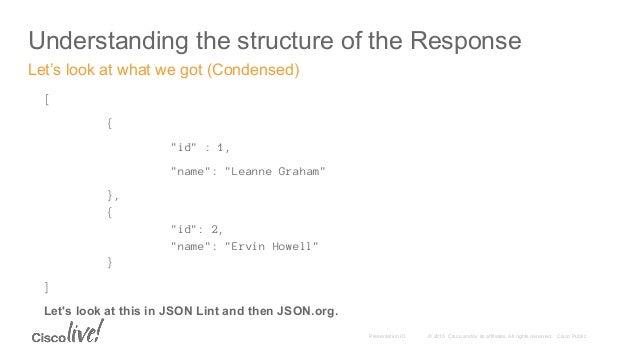 DEVNET-2002 Coding 201: Coding Skills 201: Going Further