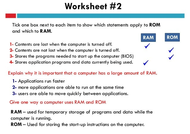 memory organisation and random access memory computer science essay Answer to hello, i have to write an essay about computer memory hacking the 5 points i have to go over are: describe what hacking of memory or hacking of ram.