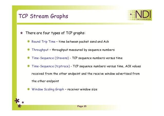 Wireshark course, Ch 05: Advanced statistics tools