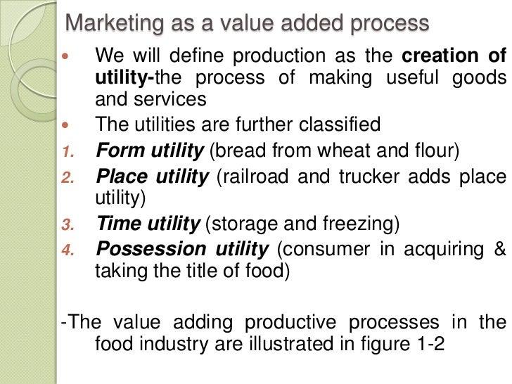 types of utility in economics pdf