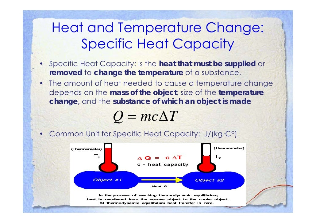 Example: A Hot Jogger  In a half-hour, a 65-kg jogger can generate 8.0x105J of heat. This heat is removed from the body by...