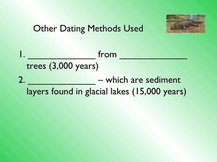Bristlecone pine carbon dating 1