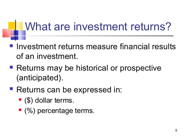 capital asset pricing model and return In the capital asset pricing model, an investment portfolio is divided  the future  value and expected rate of return depend on a number of risk.