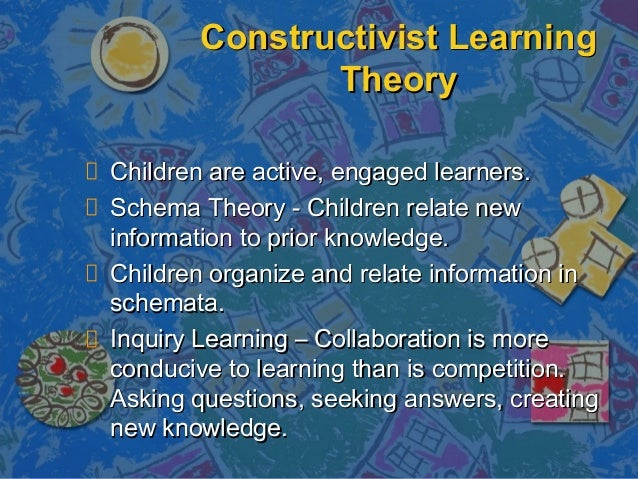 constructivist and situated theory as related Social interaction is a critical component of situated learning — learners  situated learning is a general theory of knowledge  related websites.