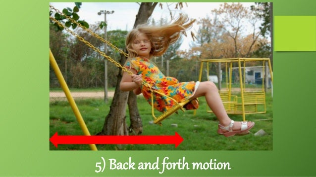 Back And Forth Motion