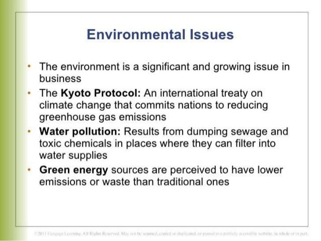 the kyoto protocol business ethics 1 kyoto and the ethics of flexibility jozef keulartz 1 introduction in his controversial book on the ethics of globalization, one world, peter singer is very critical about the kyoto protocol.