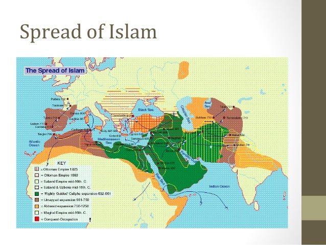a discussion on the spread of the islamic civilization Get an answer for 'how and why did islamic civilization spread ' and find homework help for other history questions at enotes.