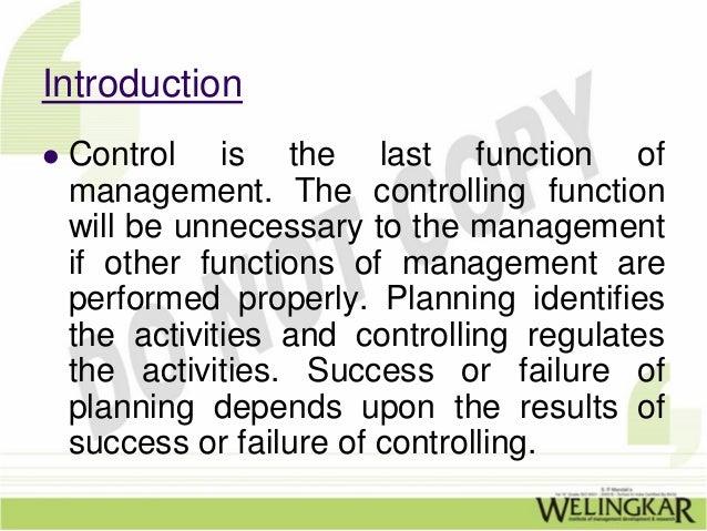 Introduction to controlling hausarbeit einleitung formulierungen