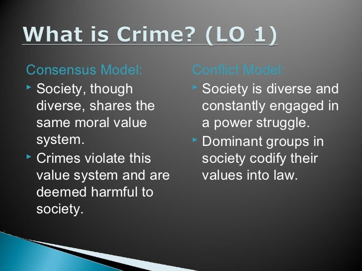 compare three models of criminal justice process In this section, you will learn mostly about how the criminal process works in the federal system each state has its own court system and set of rules for handling criminal cases.