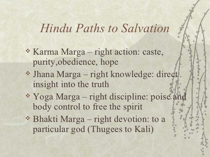 Paths to salvation in bhagavad gita religion essay