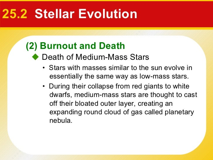 Printables Stellar Evolution Worksheet ch 25 28 2 stellar evolution