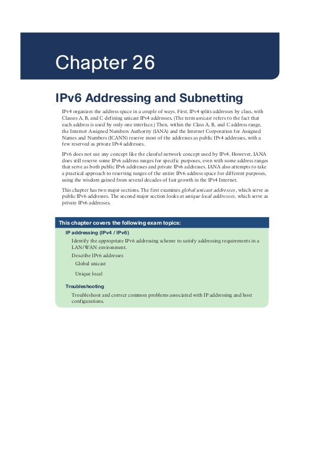ipv6 addressing Internet protocol version 6 address space last updated 2017-08-24 note the ipv6 address management function was formally delegated to iana in december 1995  the .
