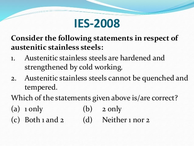 Ch 27.7 alloying element of steel and alloy steel - 웹