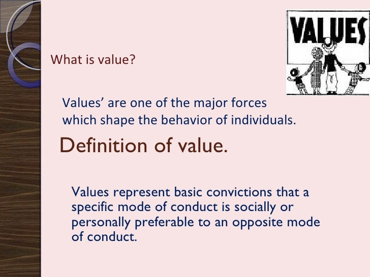 personality values Find out what your core values are and how you can use them to make better  choices in your personal and professional life.