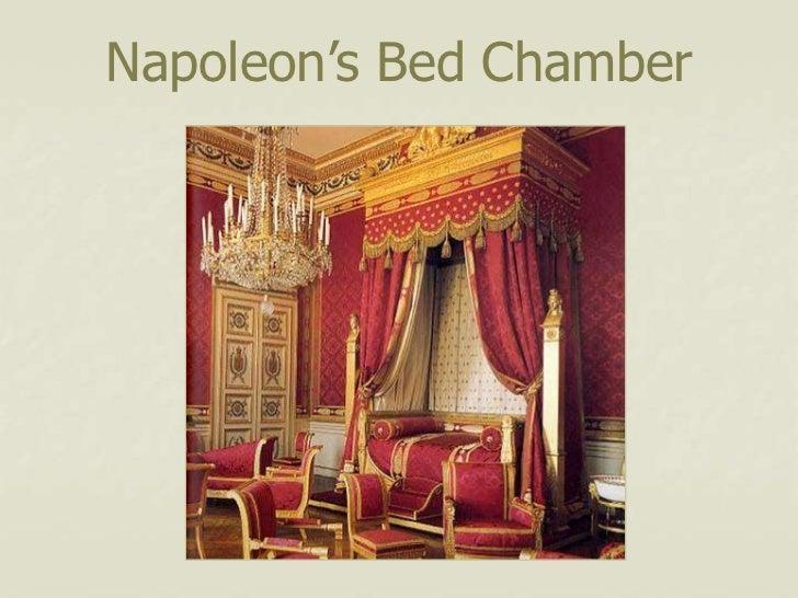 Napoleon's Bed Chamber