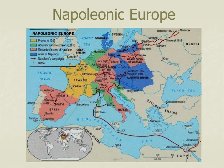 an analysis of the impact of napoleons power in europe A summary of the balance of power in europe (1871-1914) in 's europe 1871-1914 learn exactly what happened in this chapter, scene, or section of.