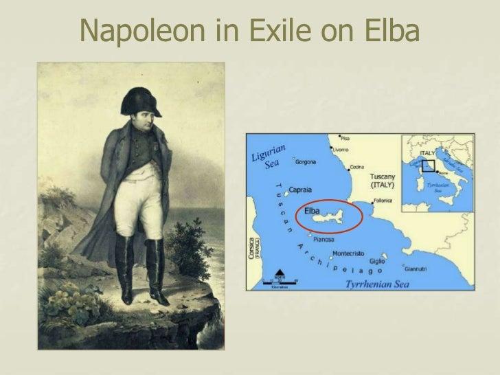 Napoleon in Exile on Elba