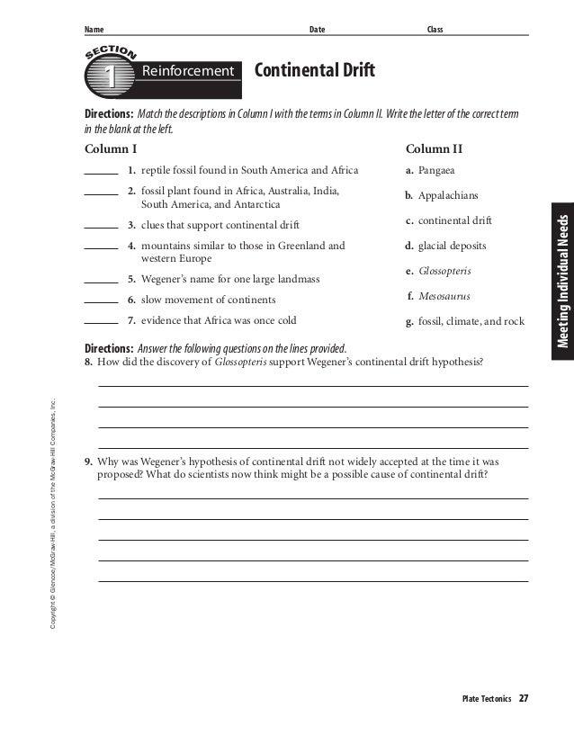 Glencoe Biology Worksheets – Glencoe Math Worksheets