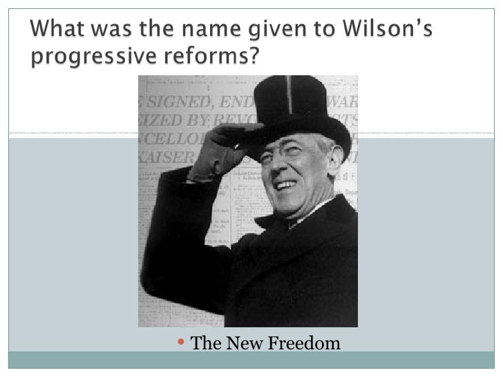 Essay/Term paper: Woodrow wilson and the presidency