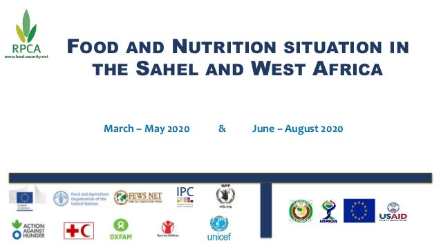 Food and nutrition situation in the Sahel and West Africa  Slide 2