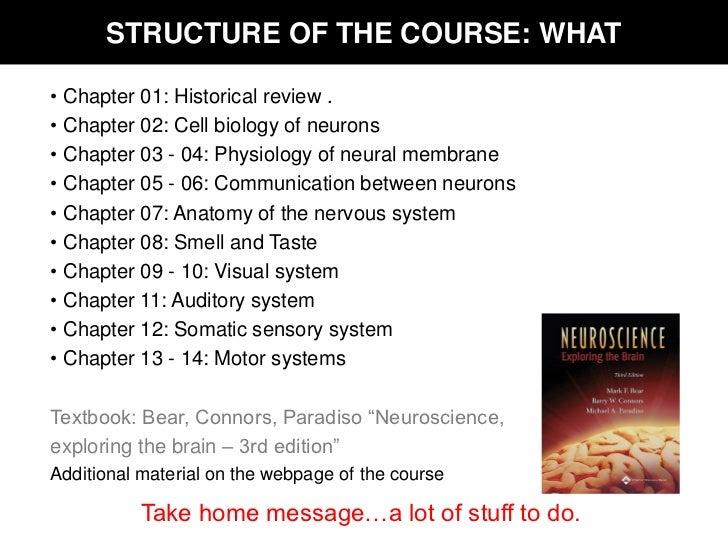 neuroscience exploring the brain 3rd edition pdf free