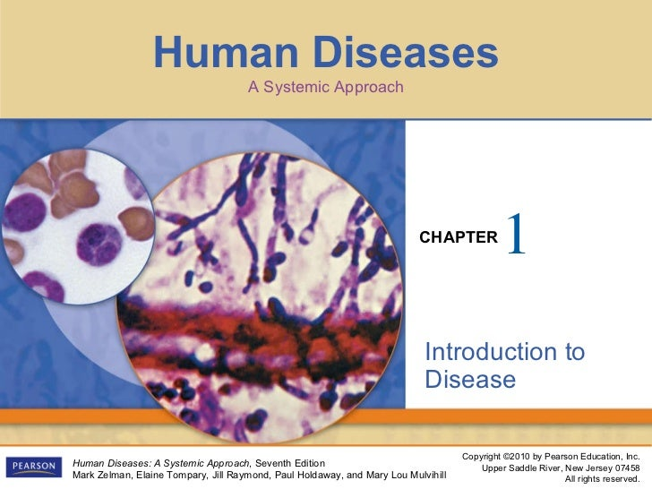 Introduction to Disease 1