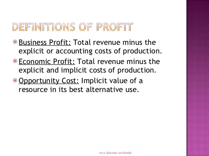 alternative theories to profit maximization essay Writing sample of essay on a given topic importance of profit maximization importance of profit maximization (essay that can be used as an alternative on.