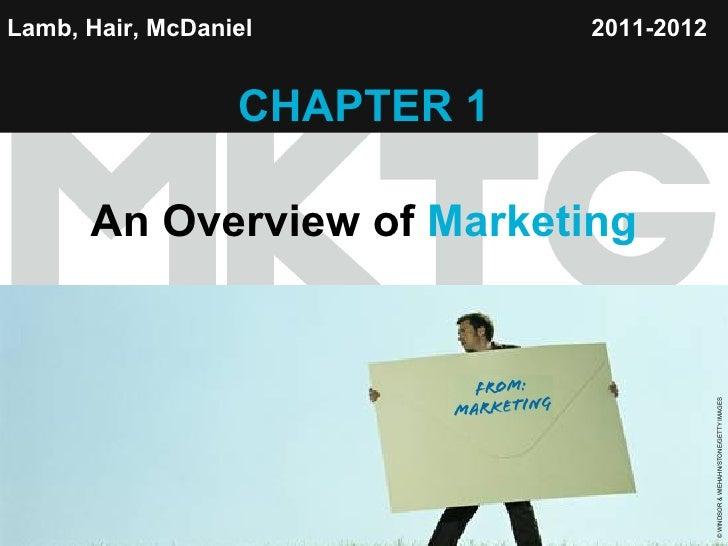 Lamb, Hair, McDaniel                                                            2011-2012                       CHAPTER 1 ...