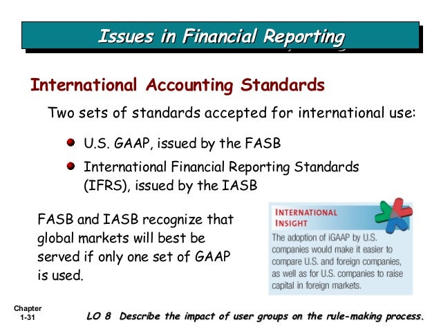 internationalization of accounting standards for consolidation Thoughts on construction of conceptual framework of  the internationalization of accounting standards is a necessary condition for economic globalization.
