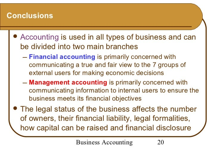 the main purpose of accounting Home » standard costing and variance analysis » purposes and advantages of standard costing system : purposes and advantages of standard  accounting topics .