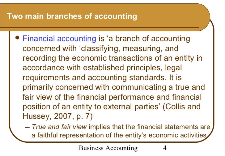 nature of accounting pdf