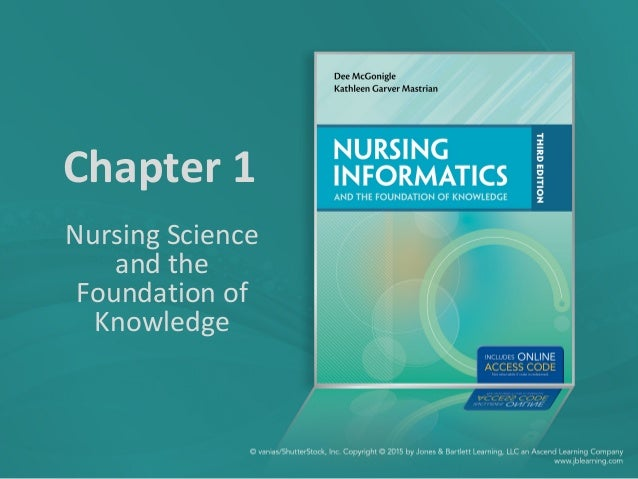 Chapter 1 Nursing Science and the Foundation of Knowledge