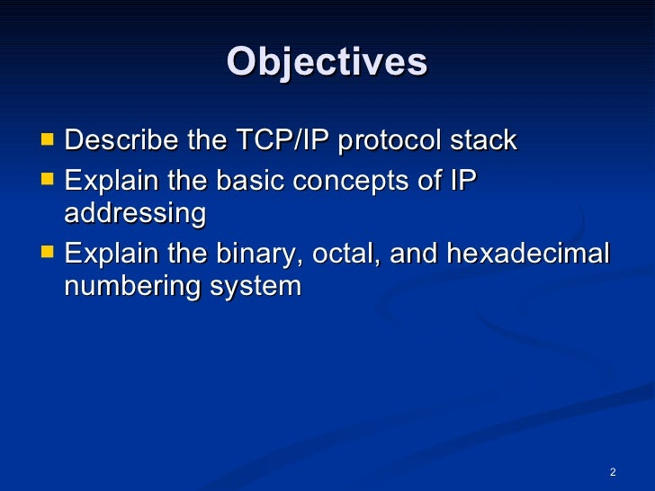 As a beginner in IT Security, should I learn TCP/IP?