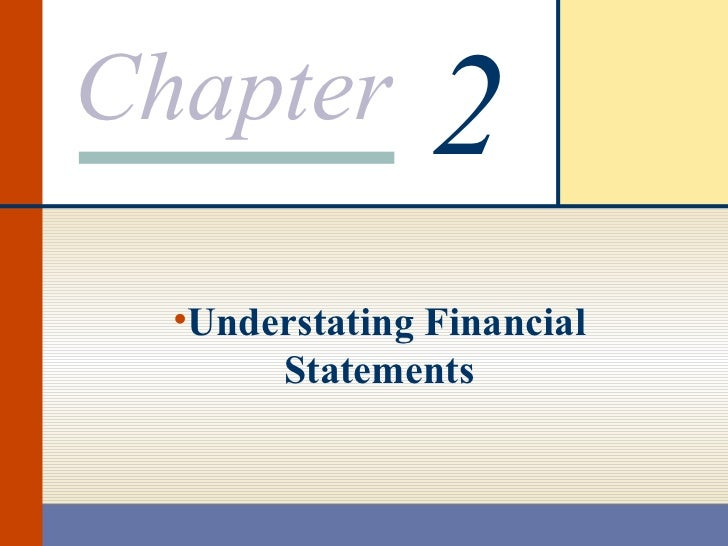 2 <ul><li>Understating Financial Statements </li></ul>