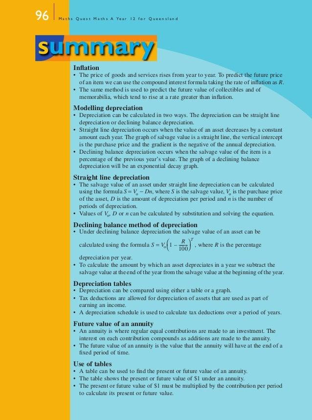 Year 12 Maths A Textbook - Chapter 2