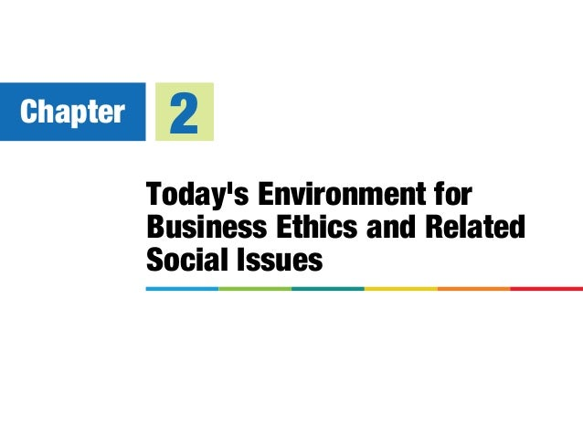 Sci 362 environmental issues and ethics