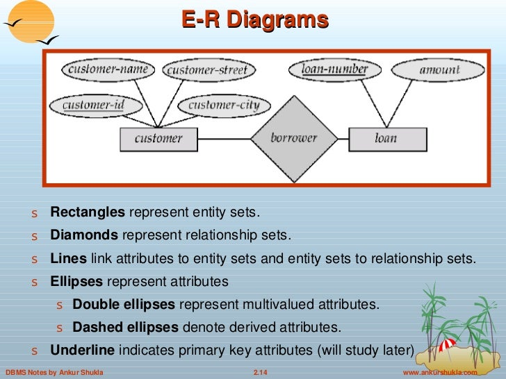 2 entity relationship model in dbms e r diagrams ccuart Gallery