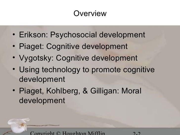 Epigenesis to cognitive development