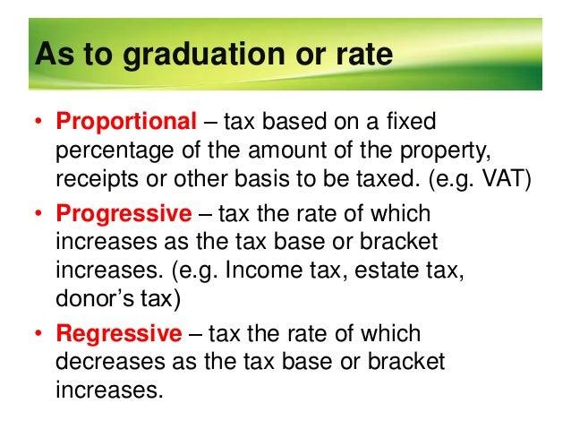 taxation essay