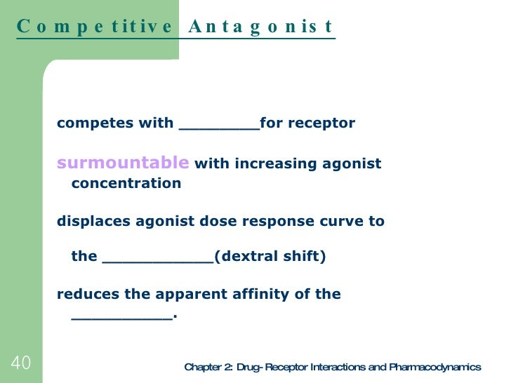 drug receptor interactions review Receptor nomenclature and drug classification xxxviii update on terms and symbols in quantitative pharmacology richard r neubig, michael spedding, terry kenakin, and arthur christopoulos department of pharmacology, university of michigan, ann arbor, michigan (rrn) institute de.