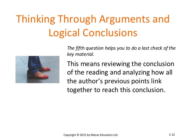 understanding deductive reasoning from aristotles point of view Deductive reasoning, also deductive logic, logical deduction is the process of reasoning from one or more statements (premises) to reach a logically certain conclusion.